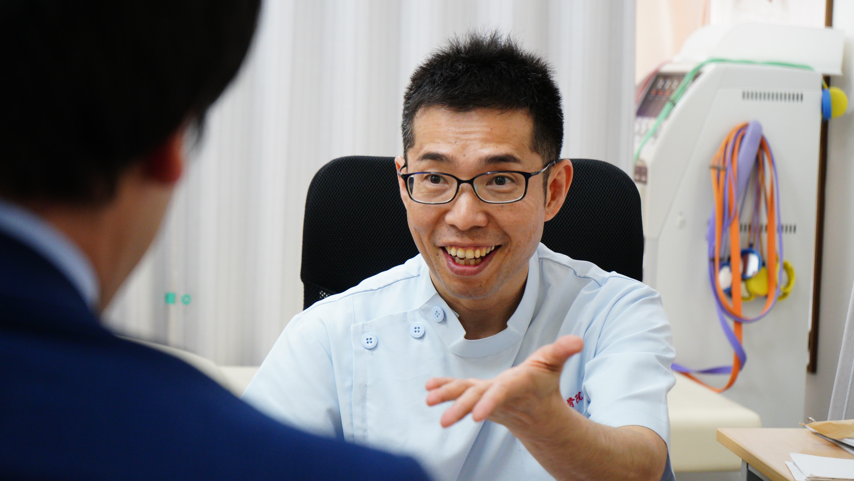戸畑 智秋 院長のインタビュー画像2