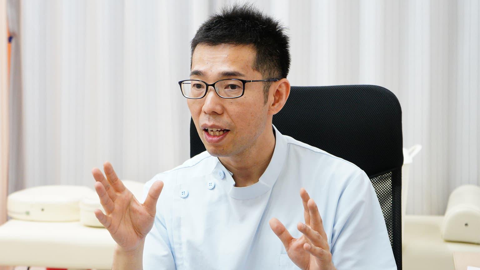 戸畑 智秋 院長のインタビュー画像3